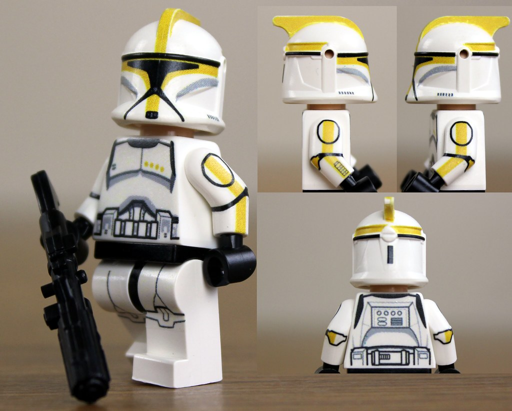 custom lego phase 1 clone commander episode 2 this is my flickr