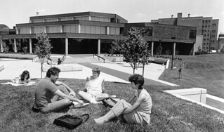 University Student Commons, 907 Floyd Ave, 1984; 1993; 2004. | by VCU Libraries