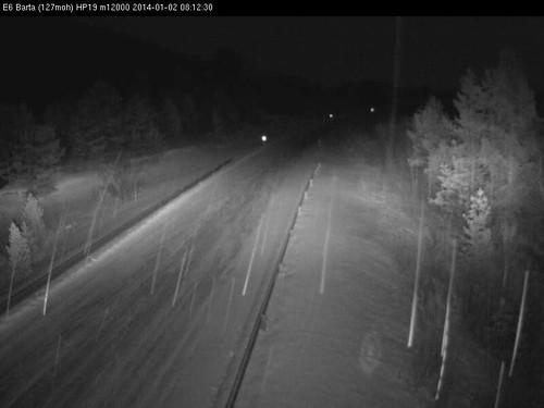 Scandinavian road webcams