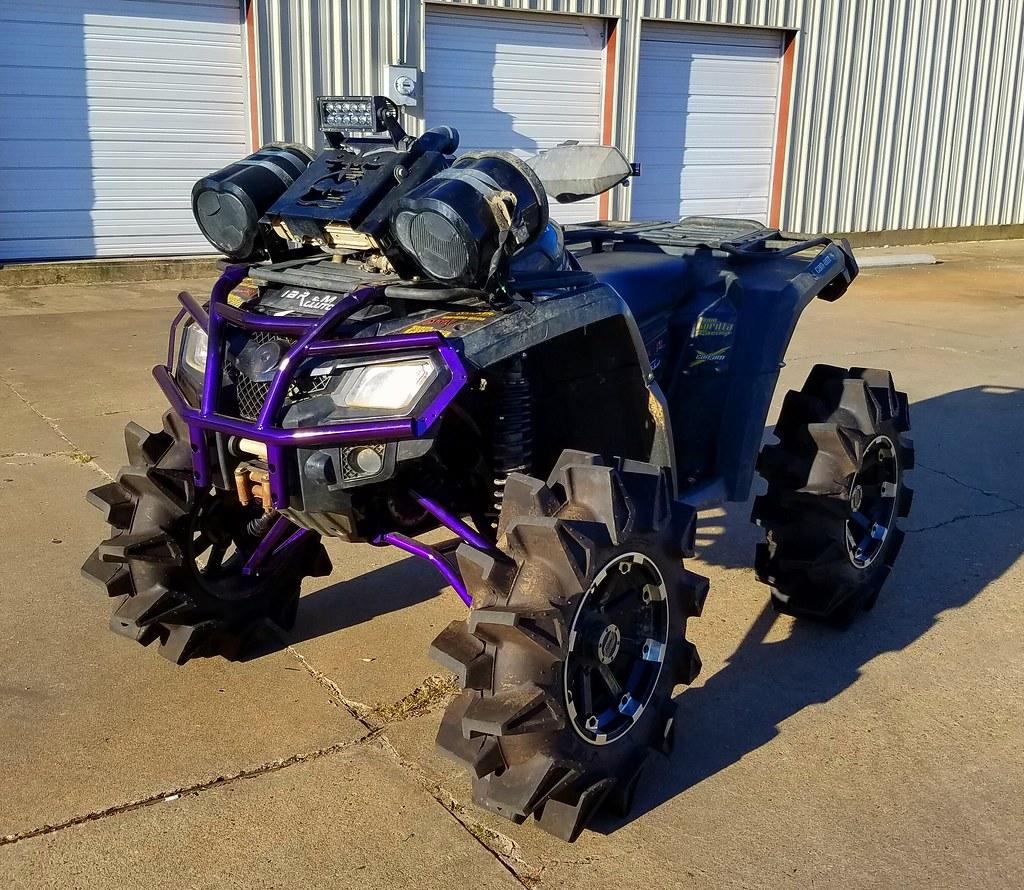 Outlander Catvos 6 Lift Juggernaut Tires Catvos Flickr