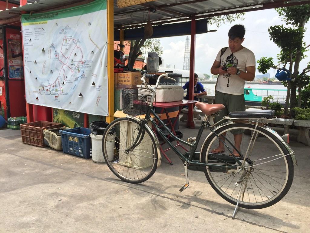 bike rental bangkrajao