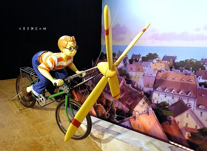 35 吉卜力的動畫世界特展