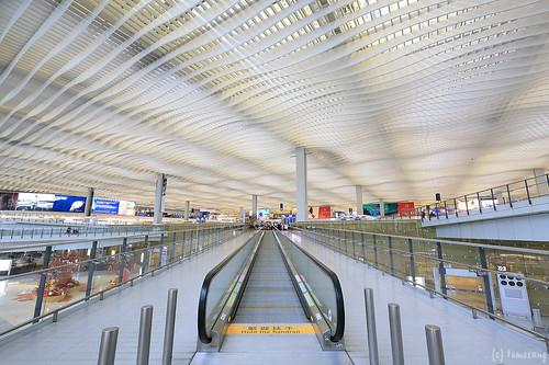 Hong Kong Airport Terminal2