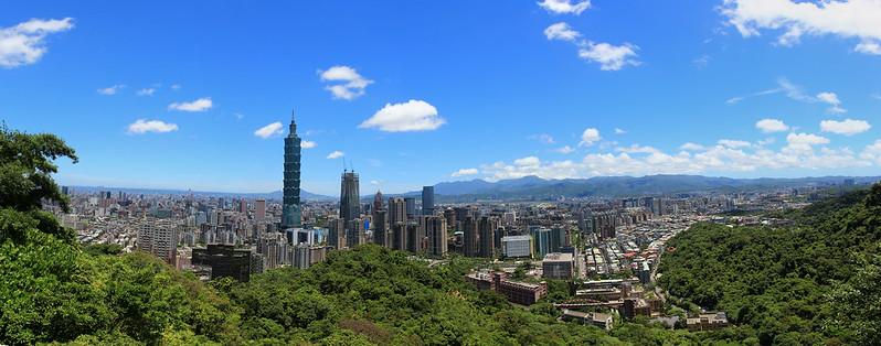 Taipei 101 Panorama