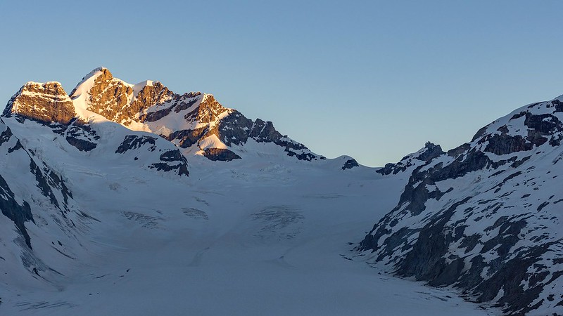 Sunrise - Jungfrau