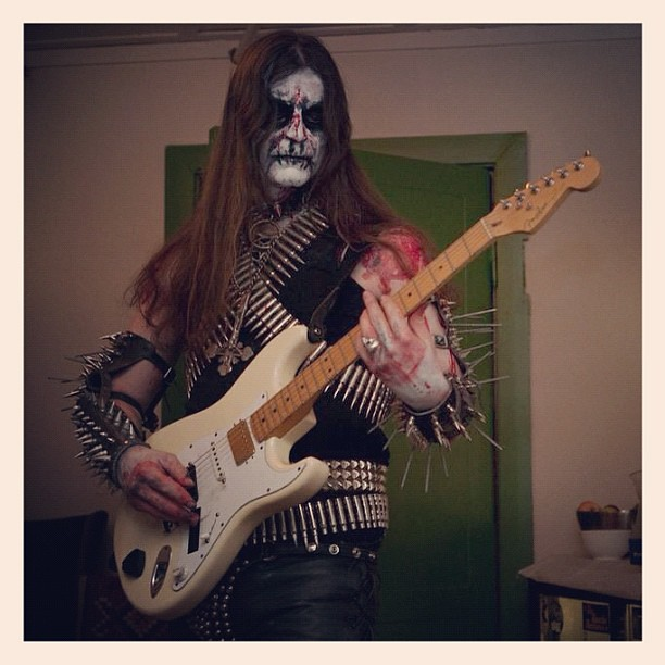 gorgoroth backstage uka infernus blackmetal metal ht flickr
