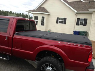 Ford Folding Truck Bed