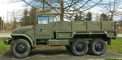 6x6 Military Trucks For Sale >> GMC M135 CDN 6X6 2.5-Ton Army Cargo Truck | 39 Service Batta… | Flickr