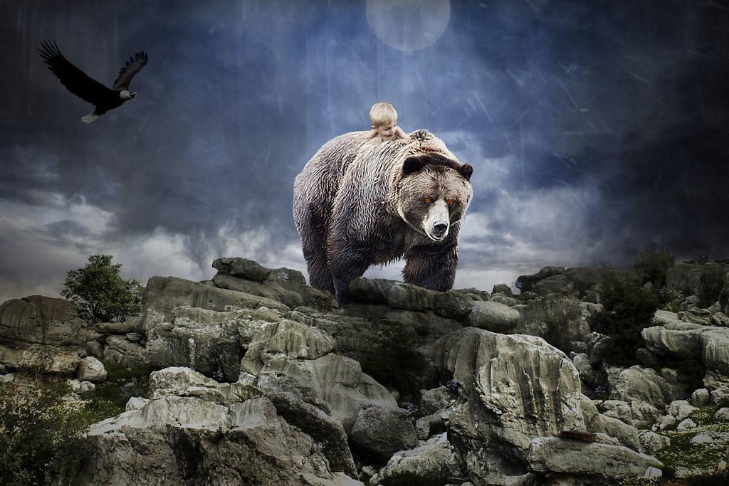 """Résultat de recherche d'images pour """"image ours et enfant"""""""