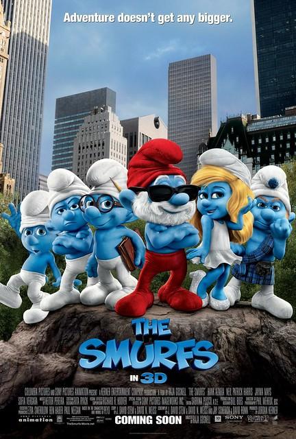 (2011) The Smurfs