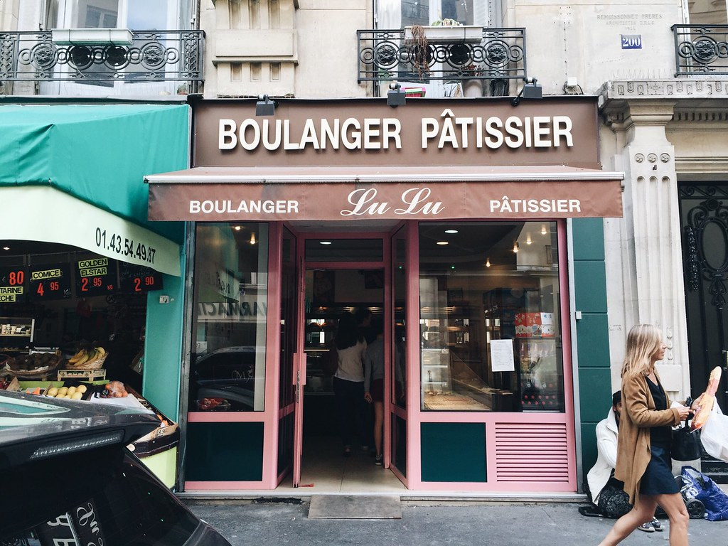 bakery paris