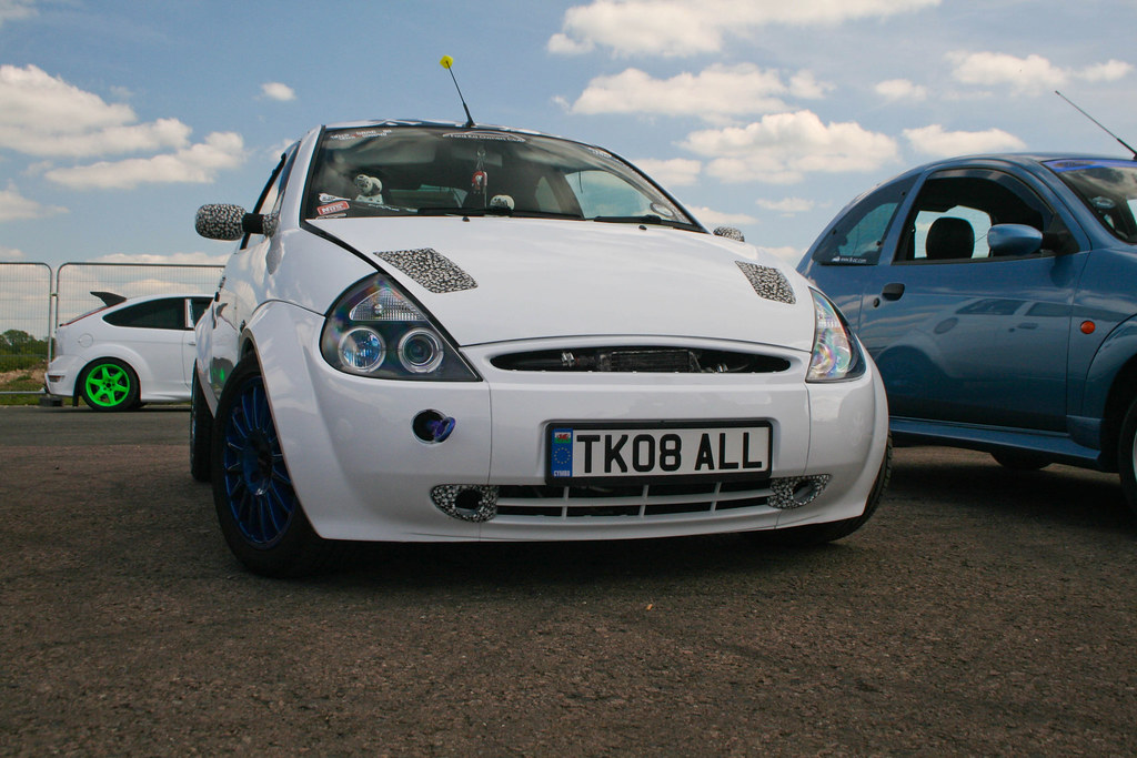 Ford Ka Turbo By Andrea Louise