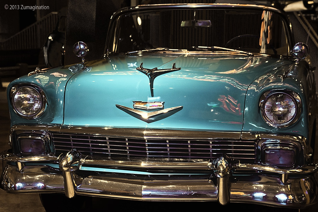 Old Chevys Never Die   1956 Chevrolet Bel Air Convertible   zuni48 ...
