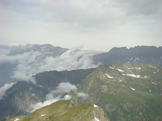 20 Uitzicht vanaf Brevent