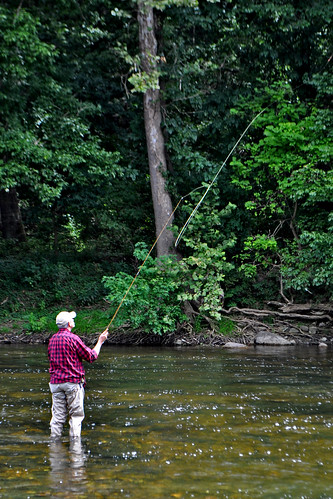 North fork shenandoah aug 17 the project healing for Healing waters fly fishing
