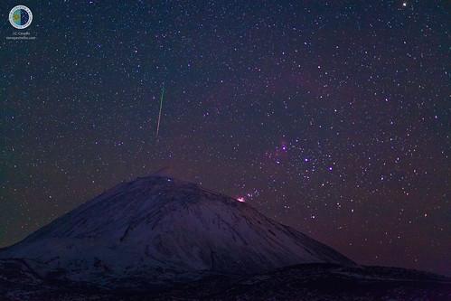 Mount Teide Stargazing At Lower Car Park