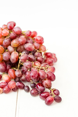 grape cluster | by Kitchenette Blog