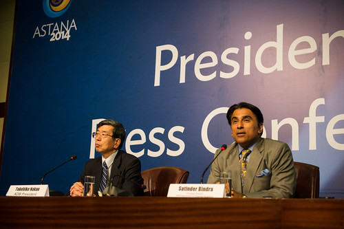 47th Annual Meeting - President's Closing Press Conference | by Asian Development Bank