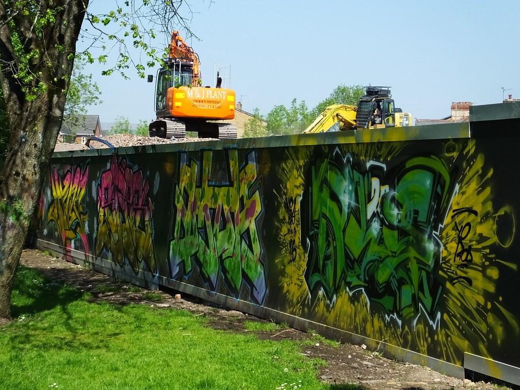 Street art, Cardiff