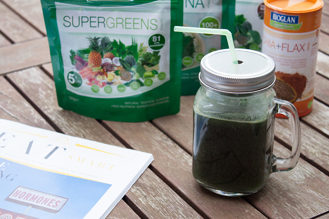 Healthy Choices: Bioglan Superfoods | Supergreens | lifeofkitty.co.uk