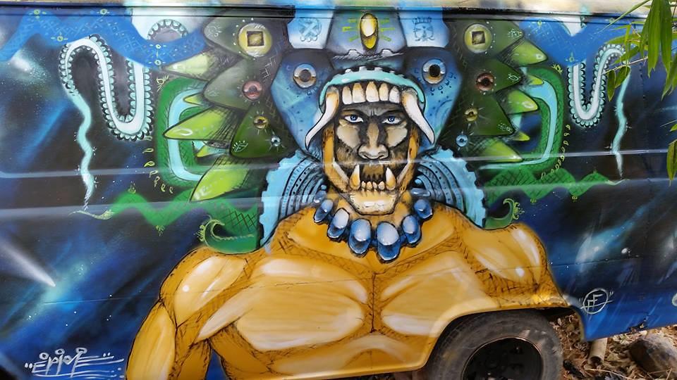 Guerrero Azteca Epre Epre Offside Flickr
