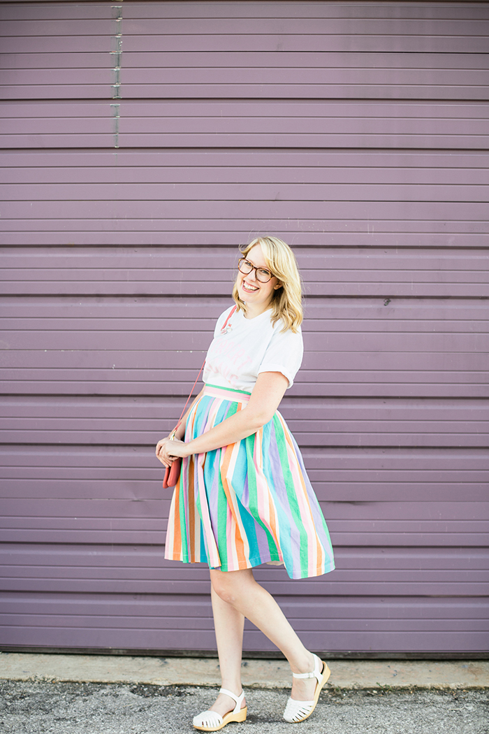 unicorn style featuring ModCloth