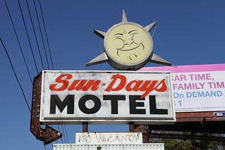 Sun Days Motel Sign | by Sam Howzit