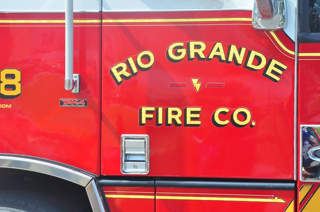 Rio Grande Fire pany