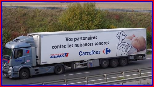 Mercedes actros 1845 mp4 transports blondel saint quentin for Garage mercedes saint quentin 02