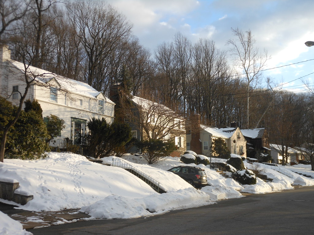 Image result for suburban snowscapes photography