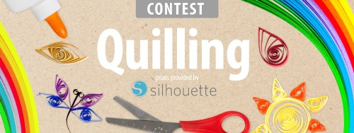 Instructables Quilling Contest
