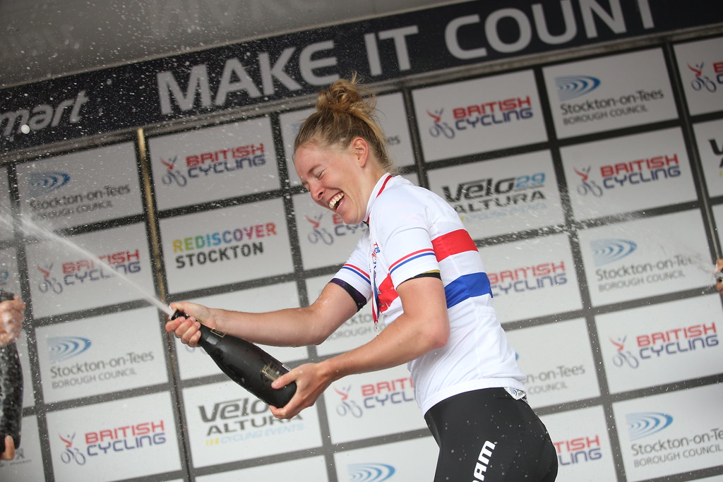 2016 British Cycling National Road Championships road race