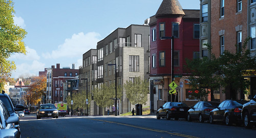 The Tremont Renderings
