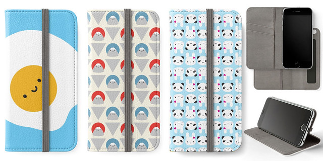 iPhone Wallets at Redbubble