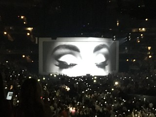 Adele concert - United Center in Chicago on July 13, 2016 | by corsi photo