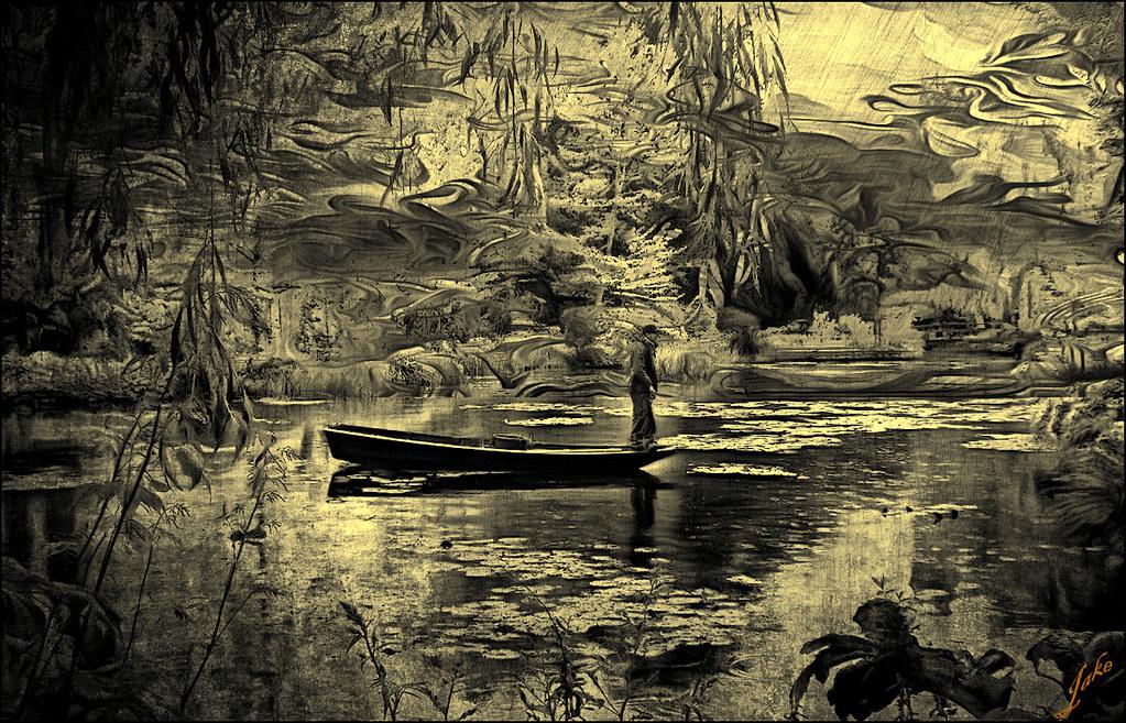 Древнегреческая река мртвых