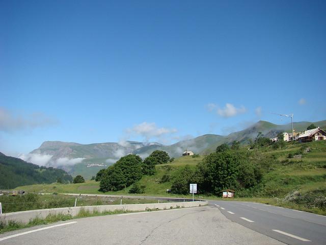019 kort na vertrek uit Villar d'Arene