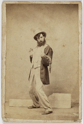 [Five stages of inebriation, ca.1863-1868] / photographer Charles Percy Pickering | by State Library of New South Wales collection