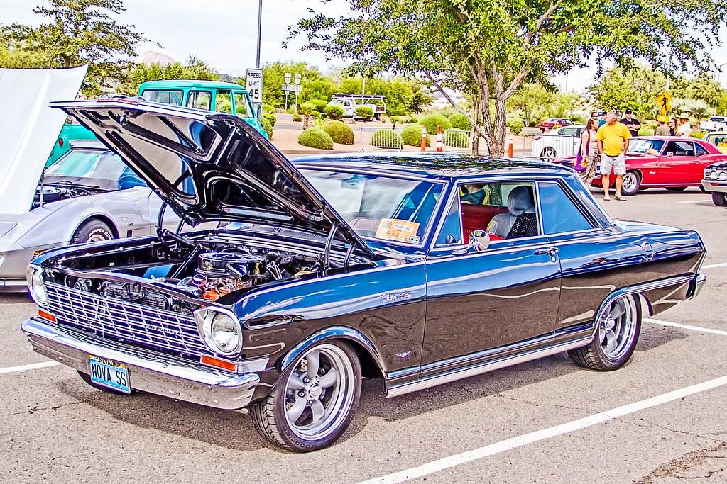 Chevy Nova SS Henderson NV USA Super Run Class Flickr - Car show henderson nv