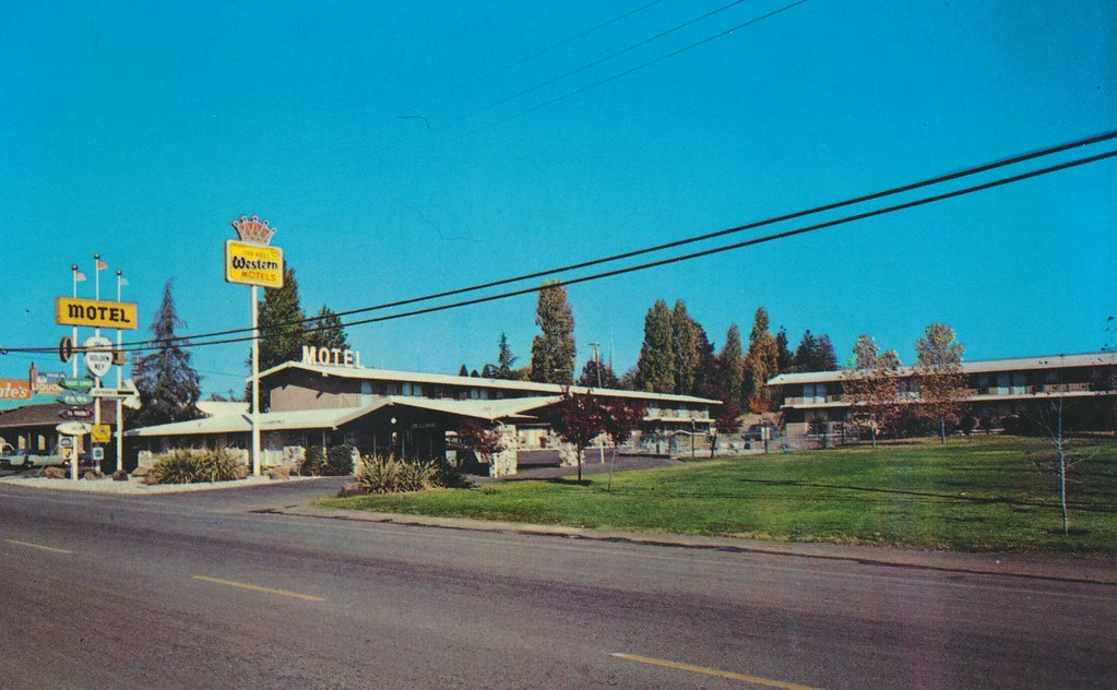 Golden Key Motel - Auburn, California