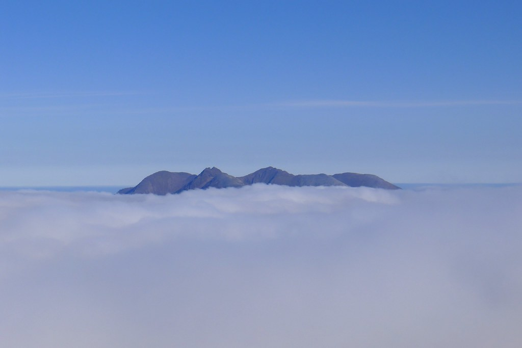 An Teallach above the inversion