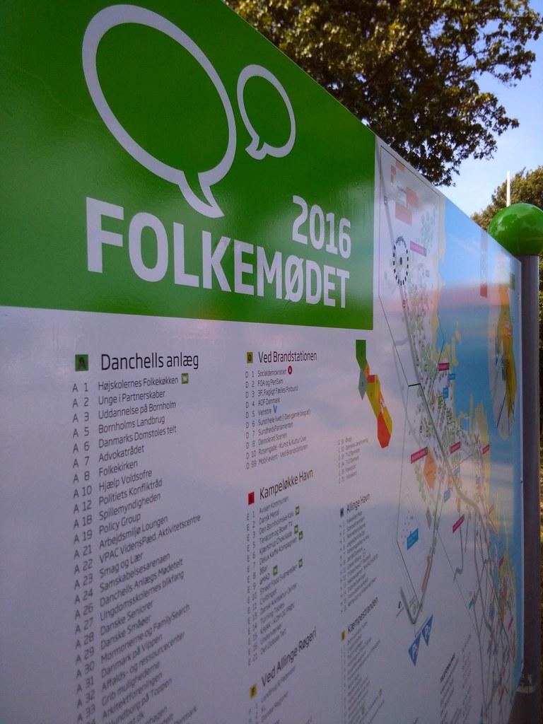 Folkemøde på Bornholm 2016