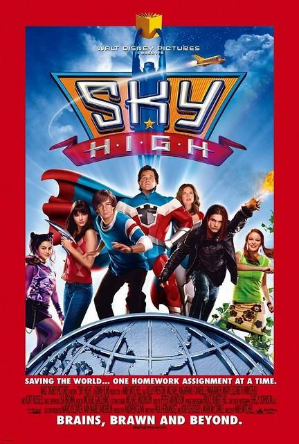 (2005) Sky High