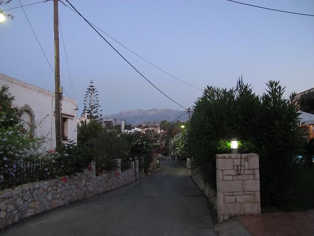 thursday, crete