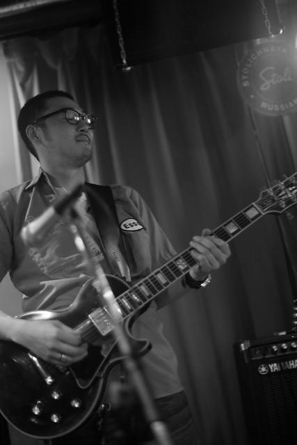 T.G.I.F. blues session at Terraplane, Tokyo, 08 Jul 2016 -00181