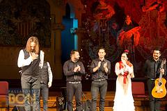 flamenco em barcelona, Palau de la Música Catalana