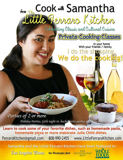 The Little Ferraro Kitchen Cooking Classes | by FerraroKitchen1