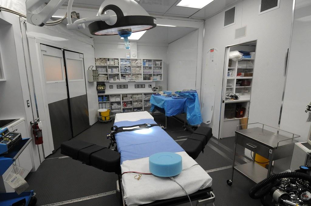 North Carolina Mobile Hospital Unit  | Flickr
