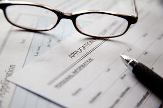 Application - glasses - pen