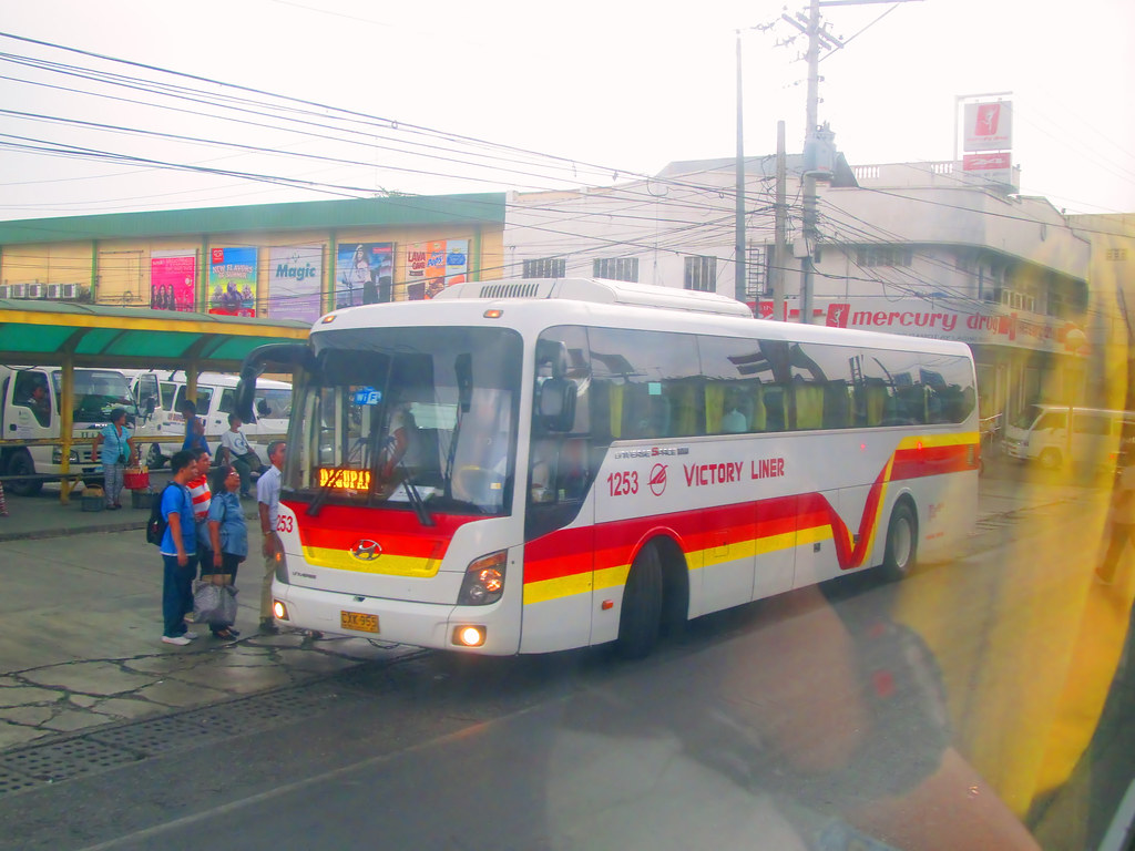 ... Victory Liner Bus 1253   by Irvine Kinea